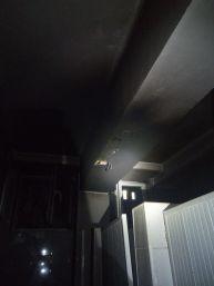 INCENDIU declanșat de un scurtcircuit la Spitalul Universitar CFR Cluj-Napoca