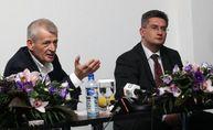 Sorin Oprescu şi famiglia medicală