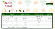 LOTO, LOTO 6 din 49 (6/49). Numere extrase, duminică, 29 septembrie 2013 (29.09.2013), la LOTO