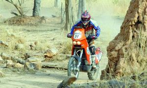 INTERNATIONAL SIX DAYS ENDURO. Aur pentru Mani Gyenes