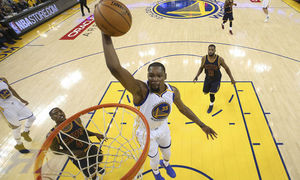 Golden State Warriors s-a desprins în finala NBA