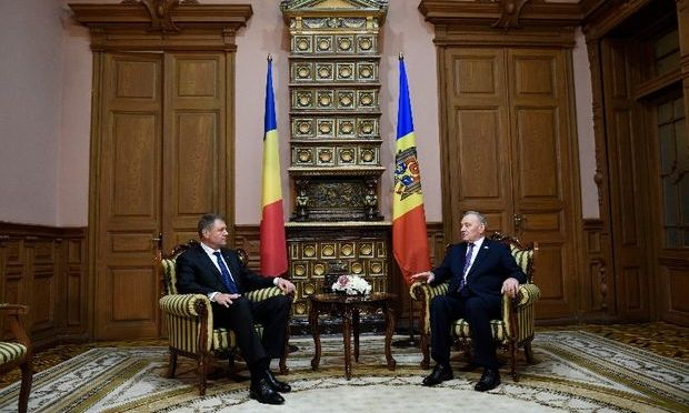 Vizita oficială a președintelui la Chișinău. Iohannis: moldovenii, împotriva corupției