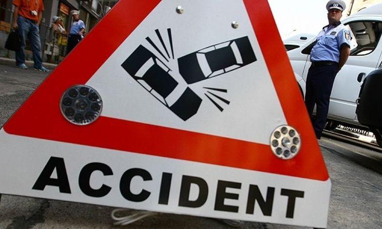 ACCIDENT în Baia Mare. Poliţist, grav rănit de un şofer beat
