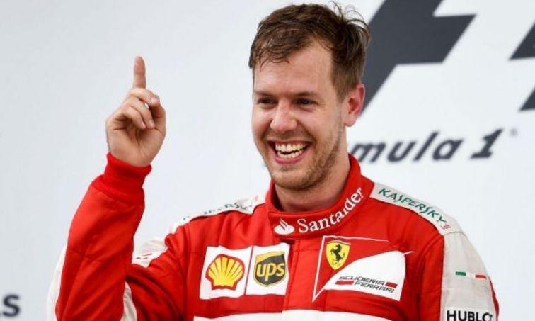FORMULA 1. Vettel a câştigat cursa din Singapore. Podiumul a fost completat de Ricciardo şi Raikkonen