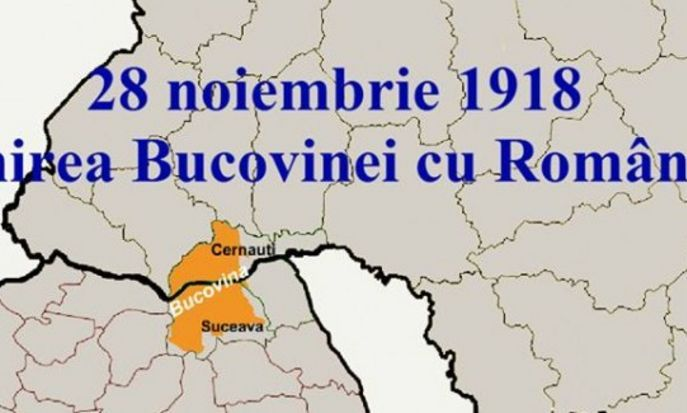 97 de ani de la Unirea Bucovinei cu România. Mesajul lui Klaus Iohannis de Ziua Bucovinei