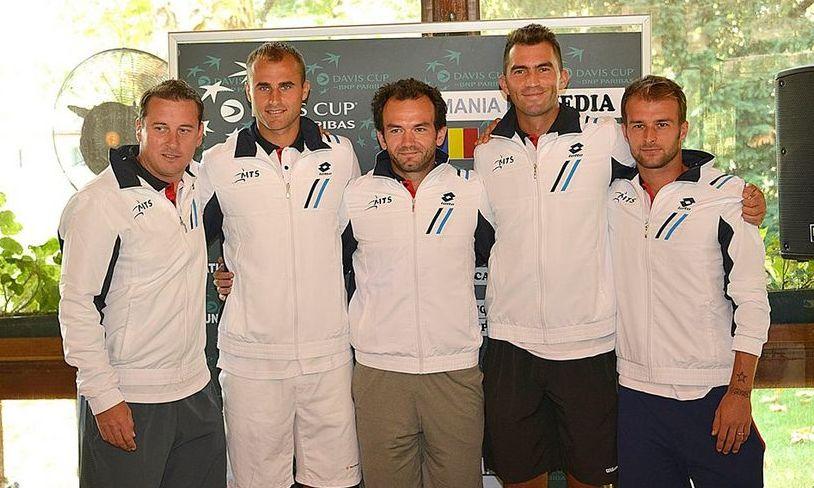 CUPA DAVIS. România – Slovenia se joacă în acest week-end la Arad