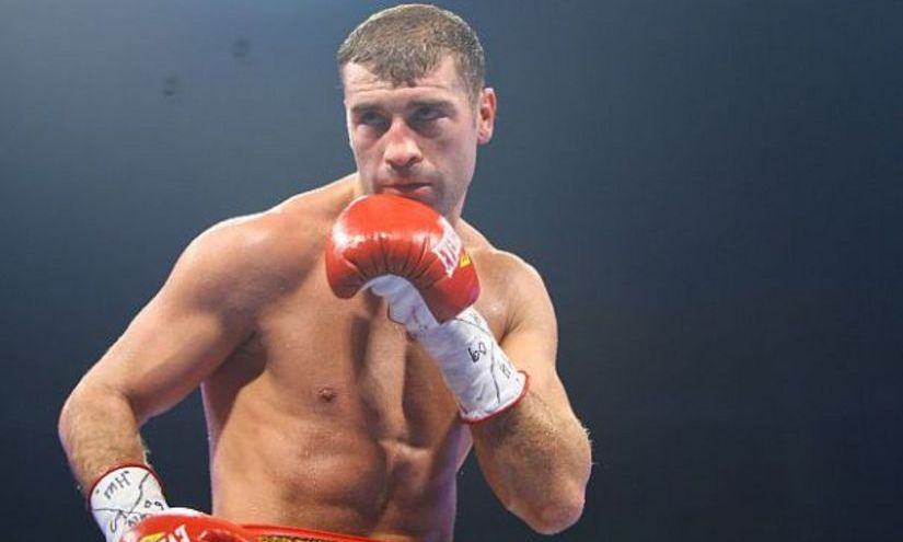 Boxerul român Lucian Bute va intra din nou în ring