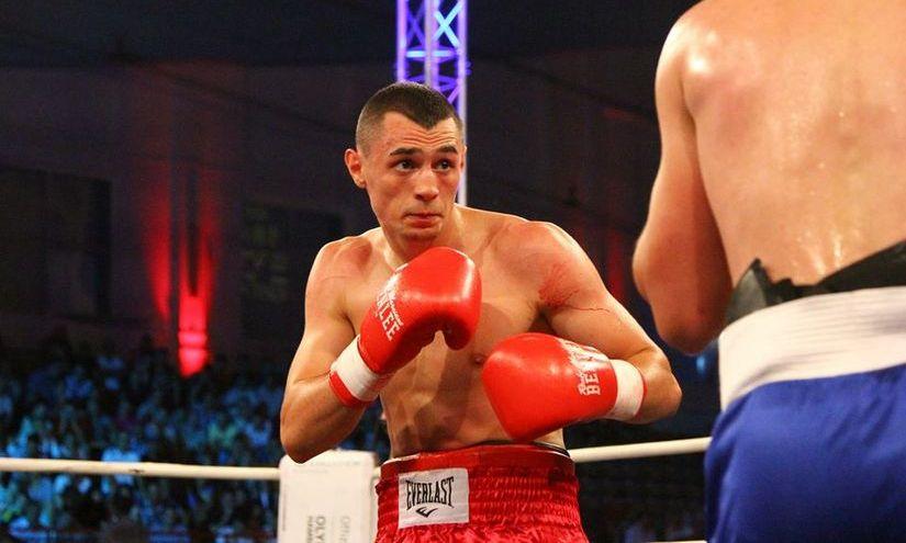 Românul Flavius Biea, victorie prin KO tehnic în gala de la Montreal