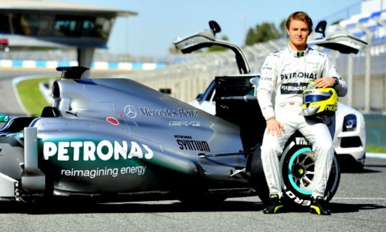FORMULA 1: Nico Rosberg, câștigător al Marelui Premiu al Australiei