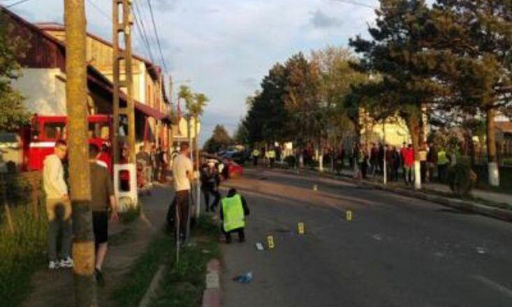 Grav accident la Botoșani: o tânără a fost ucisă