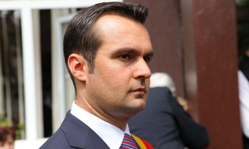 Primarul Cătălin Cherecheş rămâne în arest preventiv