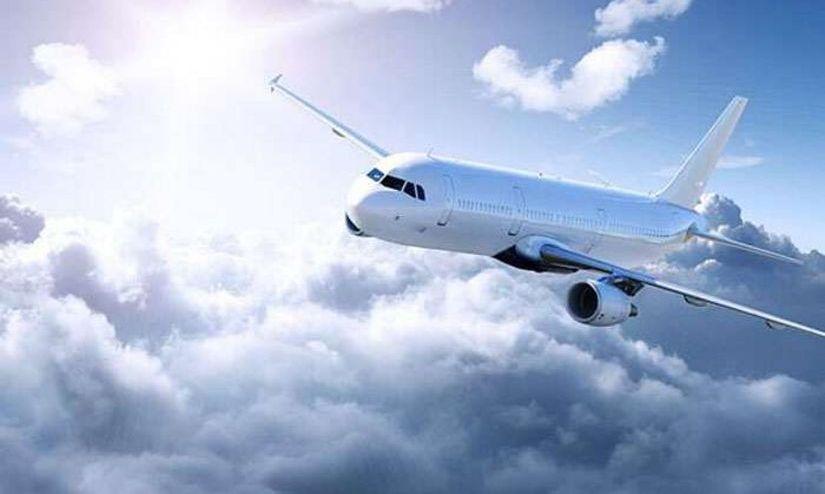 Timişoara. Un avion de marfă a lovit doi stâlpi de iluminat