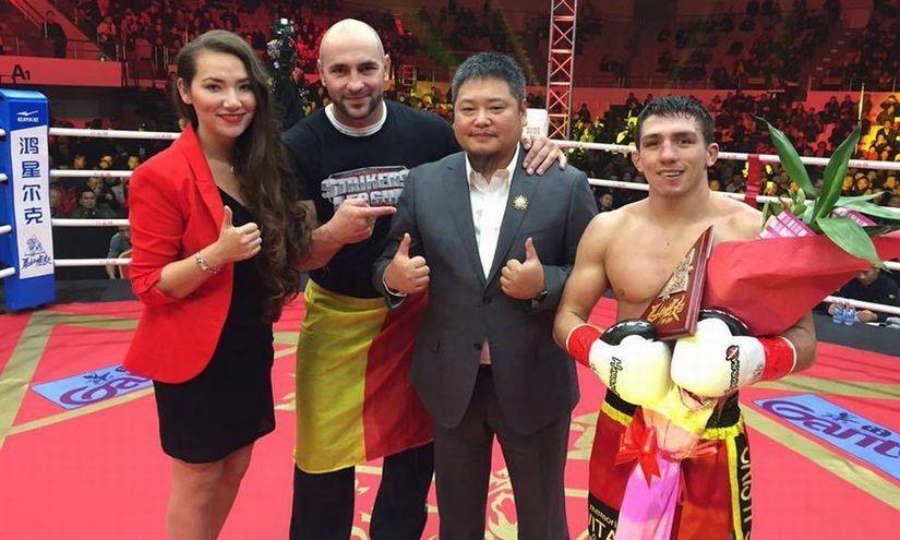 Performanță spectaculoasă reușită de un român în China. Aplaudat la scenă deschisă de fanii locali