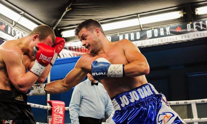 Victorie prin KO pentru Jo Jo Dan