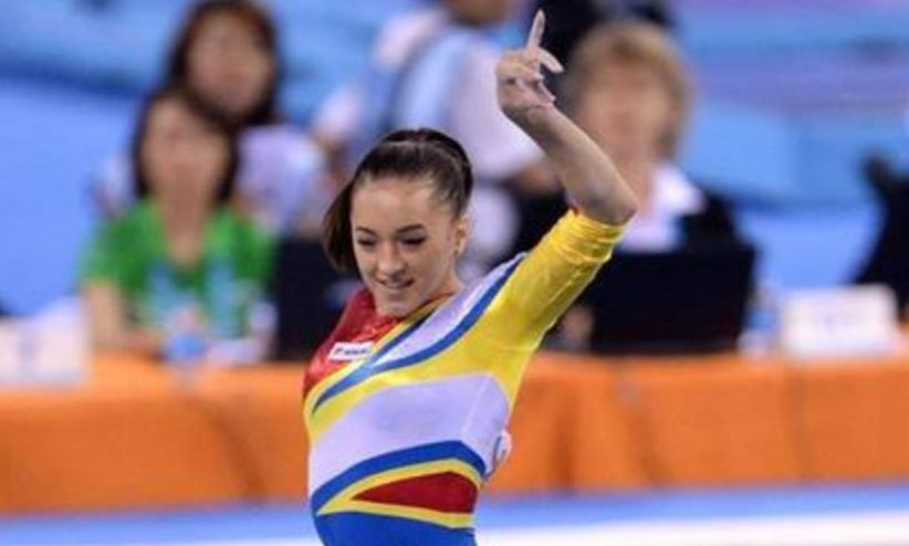 PERFORMANȚĂ la gimnastică: Larisa Iordache, în FINALELE de la paralele și bârnă în Slovenia