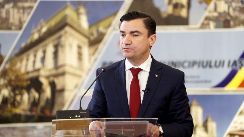 Organizaţia municipală PSD Iaşi a votat împotriva excluderii lui Chirica din partid