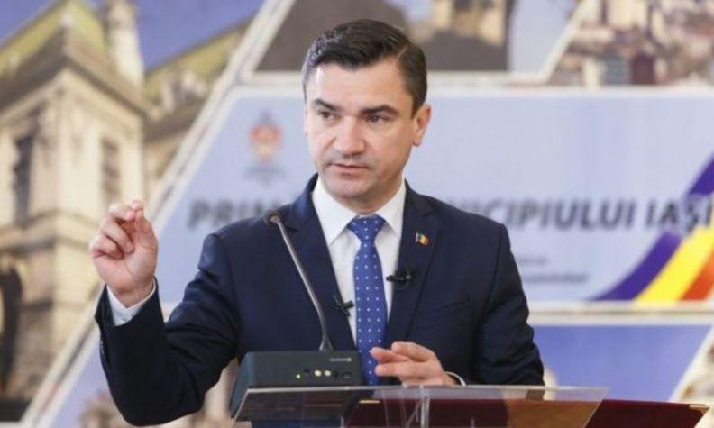 ALERTĂ. PSD Iași a decis oficial excluderea din partid a primarului CHIRICA! Cine sunt cei care au fost EXCLUȘI împreună cu el