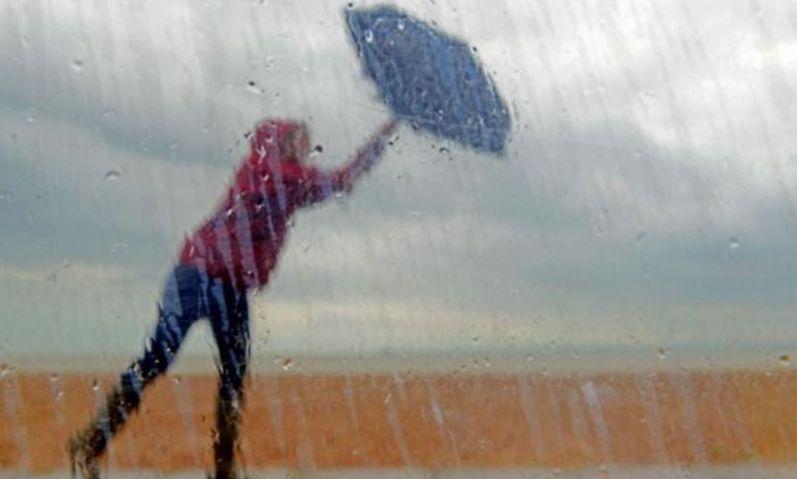 COD GALBEN de ploi și vânt puternic pentru județele CONSTANȚA și TULCEA. Ce localități sunt vizate și până când durează avertizarea