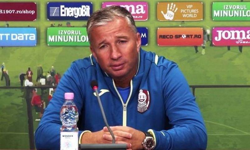 Dan Petrescu şi-a REZILIAT contractul cu CFR Cluj! Campioana caută ANTRENOR