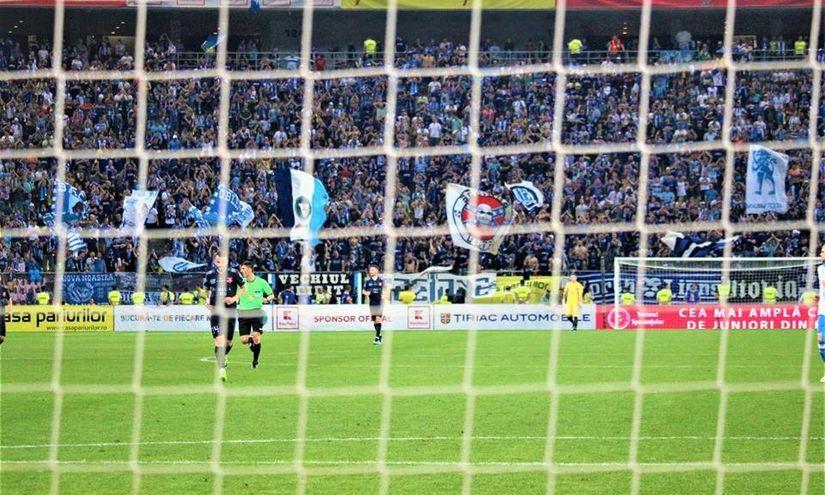 Fierbe Oltenia. SuperCupa CFR Cluj – CSU Craiova se dispută cu CASA ÎNCHISĂ