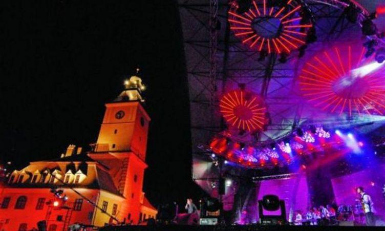 REGULI de ACCES în Piața Sfatului din Brașov la Festivalul CERBUL de AUR