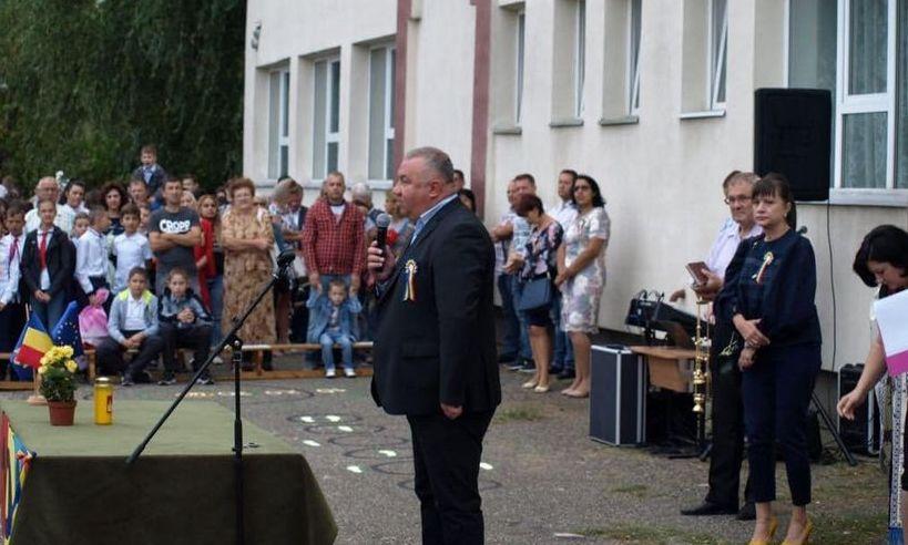 Viceprimarul Ploieștiului, prezent la deschiderea anului școlar