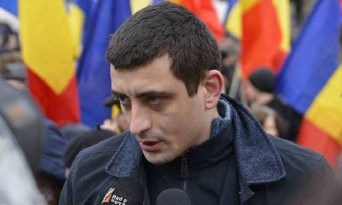 Activistul unionist George SIMION, liderul platformei ACȚIUNEA 2012, a primit INTERDICȚIE de intrare în Republica Moldova pentru 5 ANI