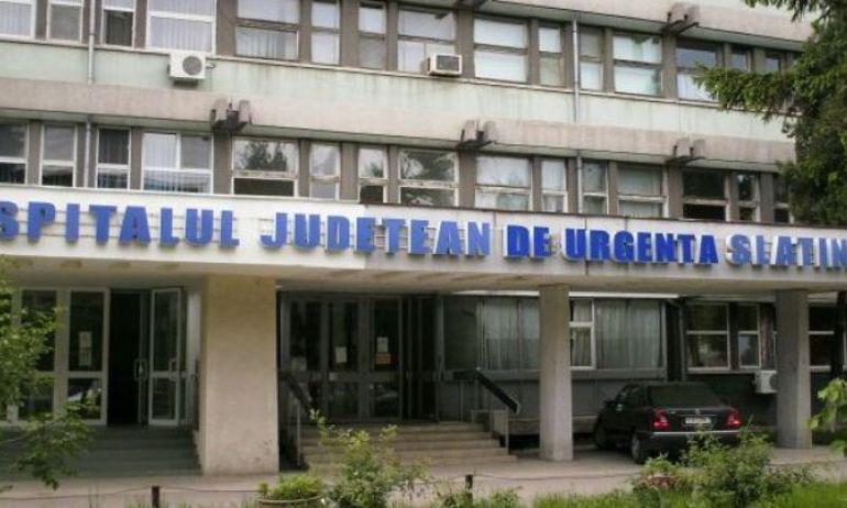 Râsu' plânsu'. Ce au primit la MASA de prânz PACIENŢII Spitalului de Urgenţă din Slatina
