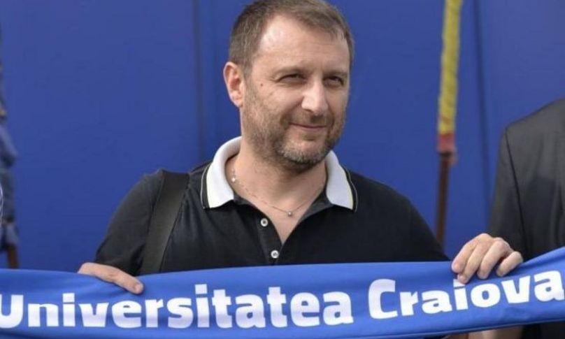 CSU Craiova a renunțat la ITALIANUL adus cu surle și trâmbițe în Bănie