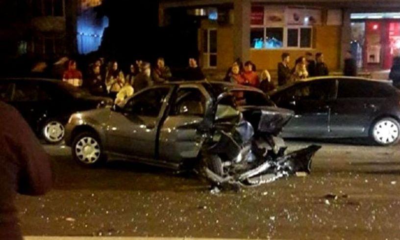 Fiul lui Leonard Doroftei, vinovat de producerea unui accident rutier cu 4 maşini, în Ploieşti