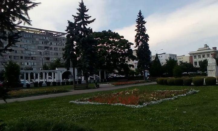 INCREDIBIL. Un WC public din Ploiești, reabilitat cu 100.000 de euro