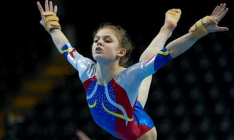 Gimnastă româncă, CALIFICATĂ în patru finale la Campionatele Europene din Polonia