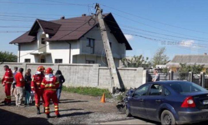 DE TOT RÂSUL: Cum a motivat un șofer din Suceava cauza unui ACCIDENT