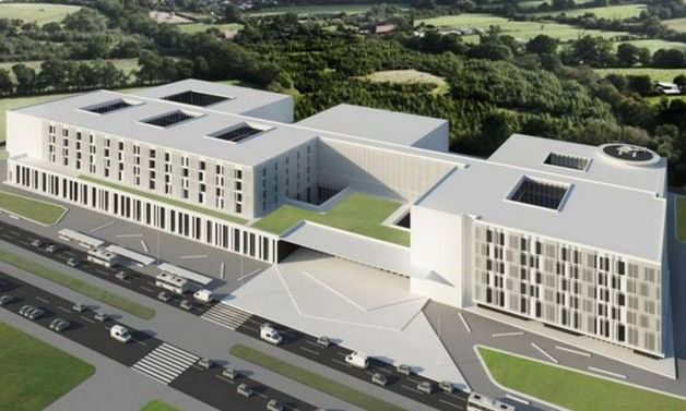 Pas IMPORTANT pentru construcţia Spitalului Regional Iaşi