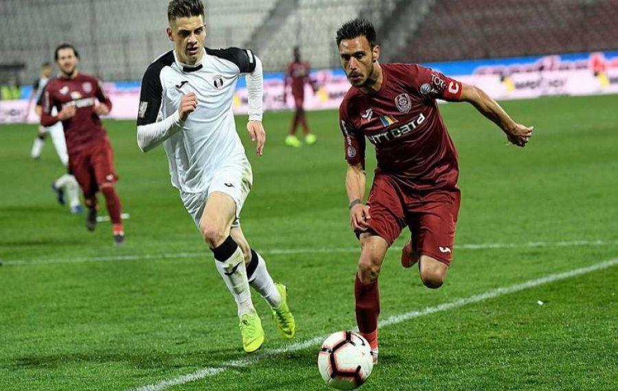 CFR Cluj dă peste ROMÂNI în play-off-ul UCL dacă trece de Celtic