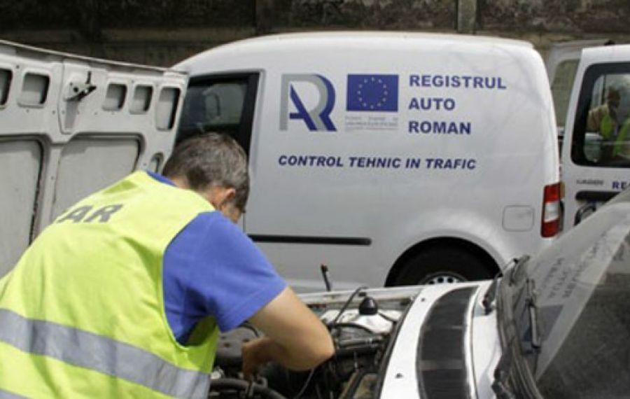 Cluj: Peste 35% din maşinile din judeţ, găsite neconforme de RAR