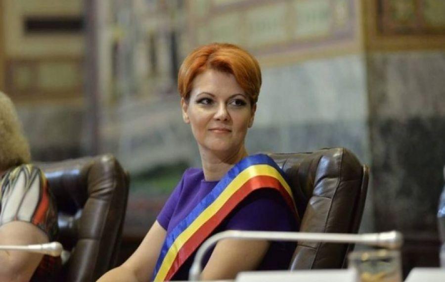 Olguța Vasilescu vrea din nou să fie primar al Craiovei