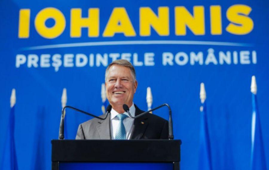 Președintele IOHANNIS va participa LUNI, la Cluj-Napoca, la Adunarea Regională a organizațiilor PNL Nord-Vest