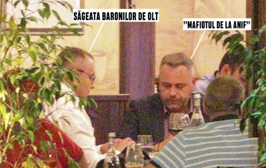 """CANCAN.ro: Întâlnire de taină între """"mafiotul de la ANIF"""" și """"săgeata"""" baronilor din OLT. Cei doi au sărbătorit o lovitură de peste 50 de milioane de euro!"""