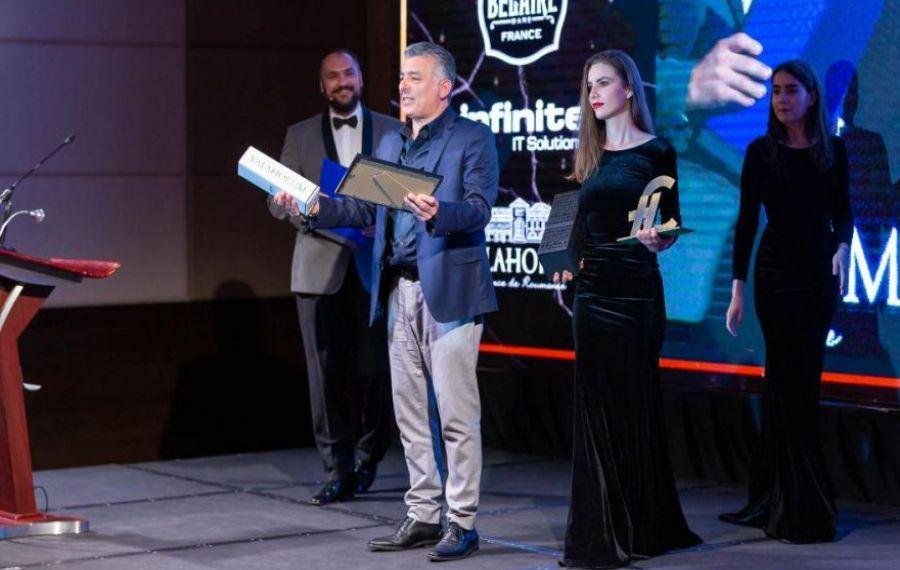 Joseph Hadad, desemnat CEL MAI BUN CHEF din România/ Lista câștigătorilor Romanian Hospitality Awards Ediția a II-a