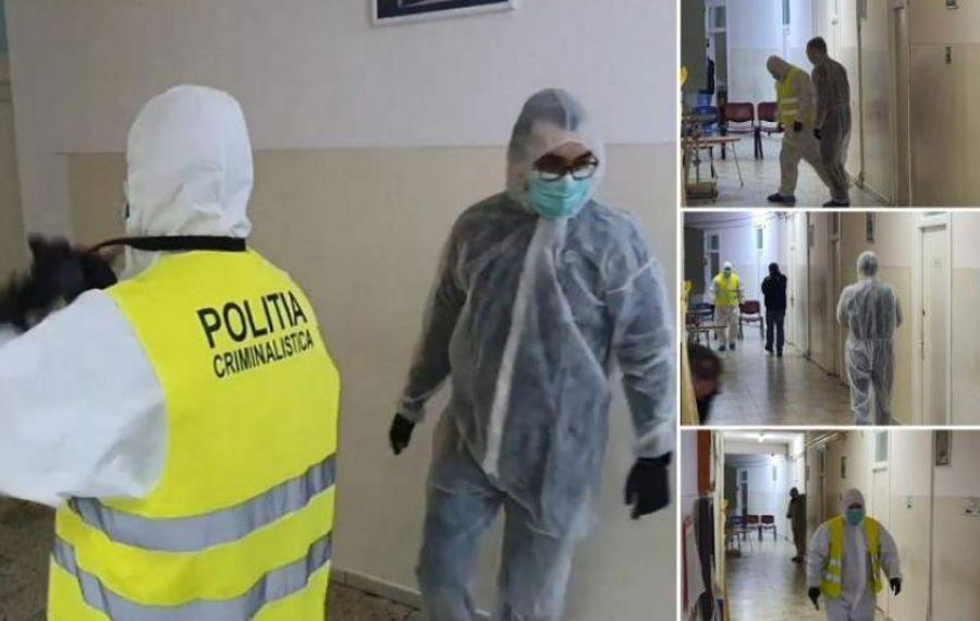 CAZ ȘOCANT în România: și-a ucis soția, directoare la spital și a spus Poliției că a vrut să o felicite
