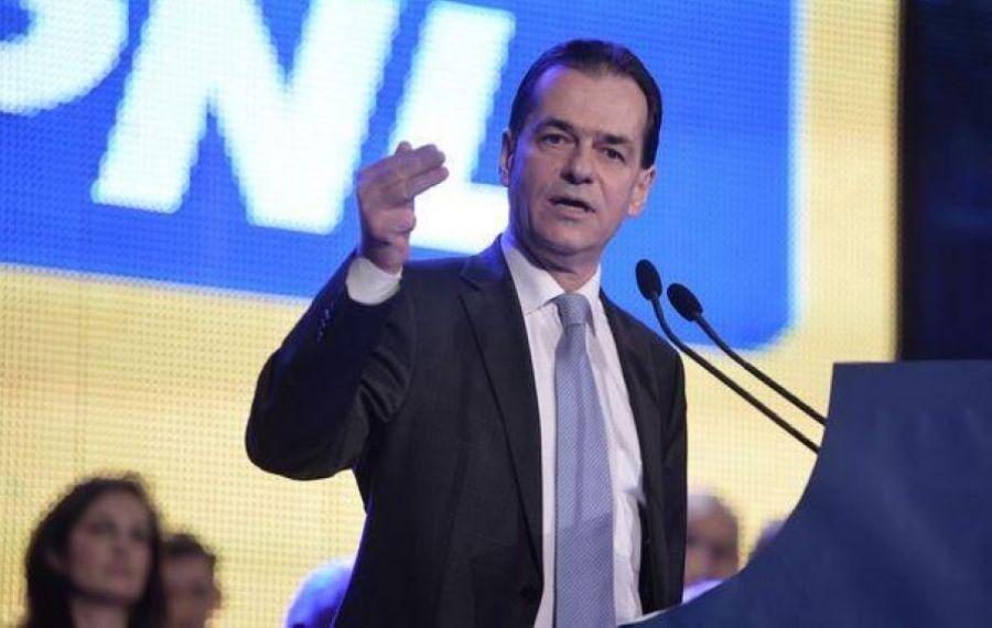 """Premierul Ludovic Orban NEAGĂ zvonurile: """"Candidatura mea la primărie este o minciună"""""""