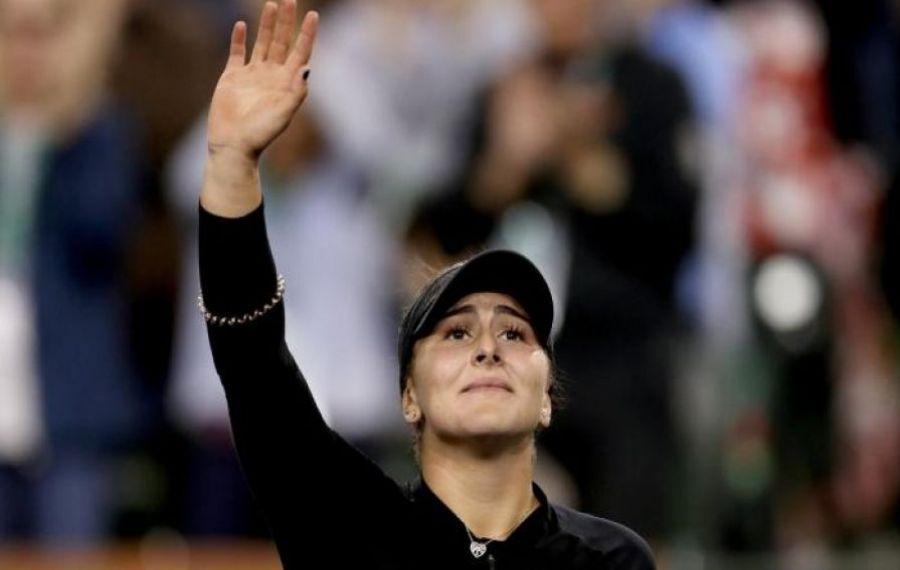 Bianca Andreescu se RETRAGE de la Australian Open