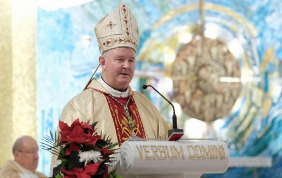 Monseniorul Aurel Percă este noul Arhiepiscop Mitropolit Romano-Catolic