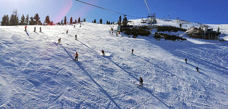 Uitați de Sunny Beach: Cea mai bună STAȚIUNE de schi din Bulgaria