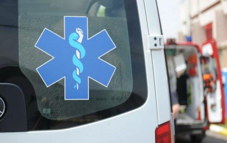 ACCIDENT grav cu o ambulanță în Constanța. Asistenta și un polițist sunt răniți