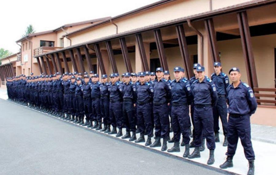 Luni încep cursurile școlilor MAI. Peste 1.700 de tineri - la startul unei cariere în Poliție, ISU, Jandarmerie sau Poliție de Frontieră