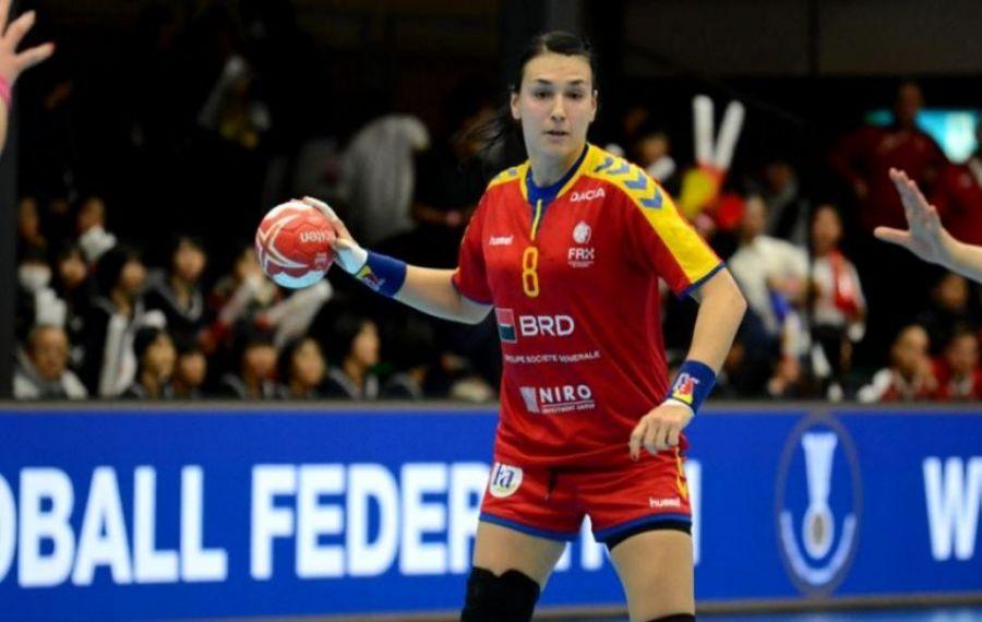 Cristina Neagu: Nu suntem favorite în turneul preolimpic. Va fi greu, însă voi da totul