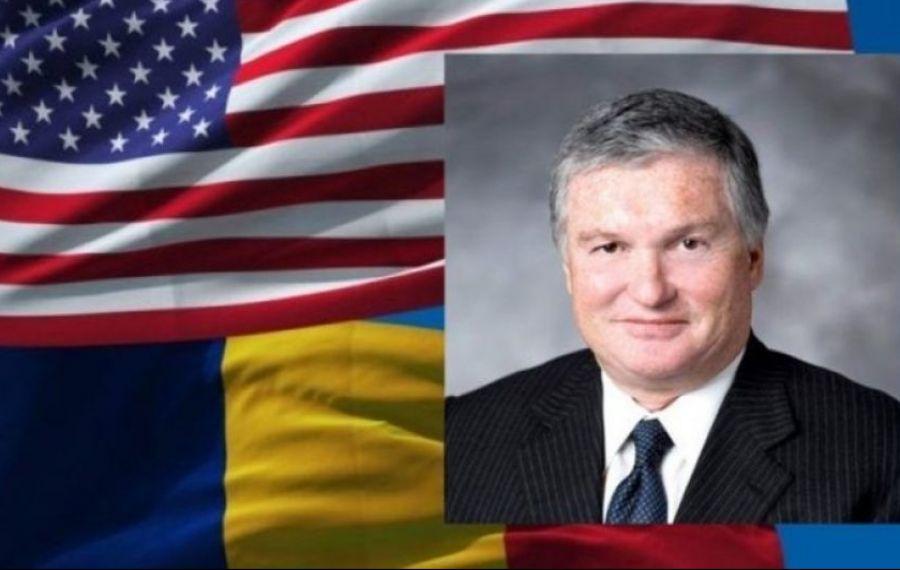 """Ambasadorul SUA încurajează România: """"Are potențialul să devină LIDER regional"""""""