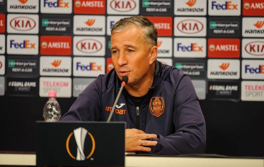 Dan Petrescu imploră DIVINITATEA înaintea turului cu Sevilla din Liga Europa